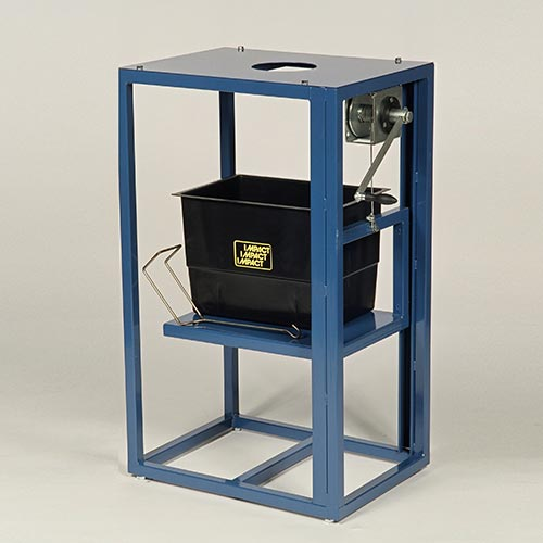 Weighing in Air/Water Frame - Aggregates - Impact - civil ...