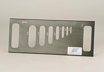 PHOTO OF FLAKINESS GAUGE